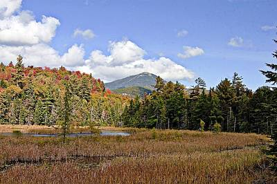 Whiteface Mountain Art Print