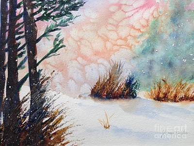 Painting - Whiteout by Joanne Killian