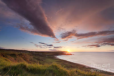 County Antrim Photograph - Whitepark Bay by Rod McLean