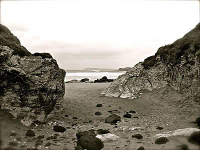 Photograph - Whiterocks Beach by Kim Pippinger