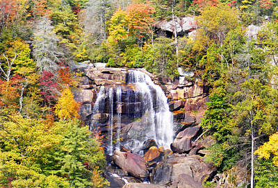 Photograph - Whitewater Falls by Duane McCullough
