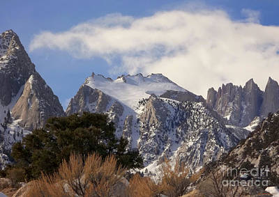 Whitney Portal - California Print by Glenn McCarthy Art and Photography