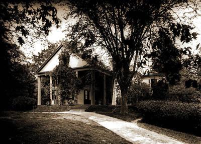 Whittiers House, Danvers, Whittier, John Greenleaf Art Print by Litz Collection
