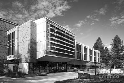 Photograph - Whitworth University Robinson Science Hall by University Icons
