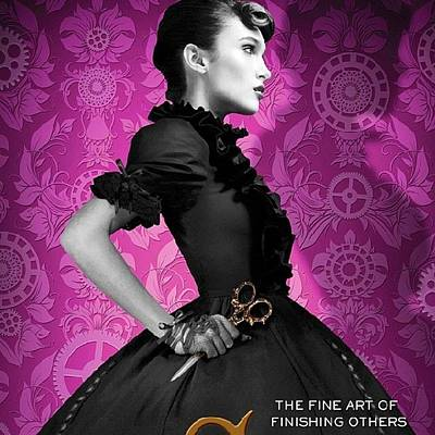 Steampunk Wall Art - Photograph - Who Doesn't Love This Cover?! I Loved by Jenna Jones