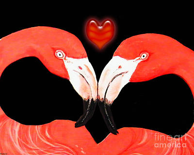 Digital Art - Who Loves Ya Baby by Lizi Beard-Ward
