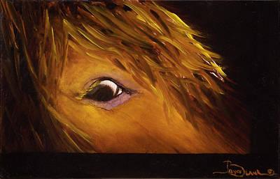 Painting - Whoa by Joyce Blank