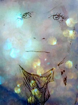Unreal Digital Art - Why Me by Irma BACKELANT GALLERIES