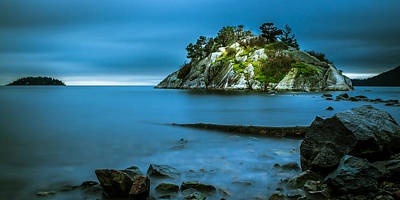Photograph - Whyte Islet 2 by Brad Koop