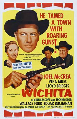 Wichita, Us Poster, From Left Vera Art Print by Everett