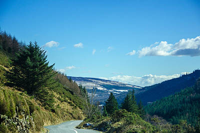 Scenic Photograph - Wicklow Mountains by AMB Fine Art Photography