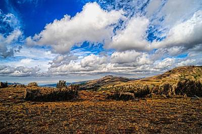 Amador County Photograph - Wide Open Space by Don Bendickson