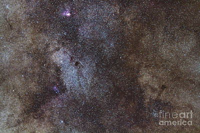 Photograph - Widefield View Of The Sagittarius Star by Alan Dyer
