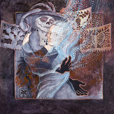 Widow's Waltz 3 Original by Ruth Hooper