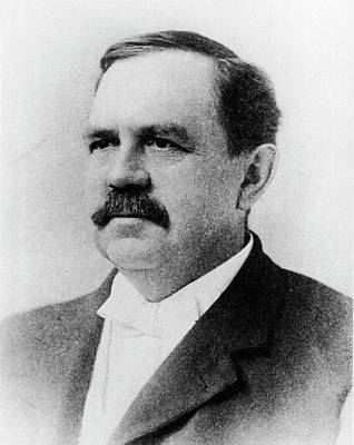 Wesleyan Photograph - Wilbur Atwater by National Library Of Medicine