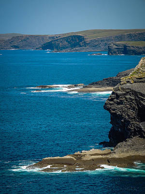 Photograph - Wild Atlantic Coast by James Truett