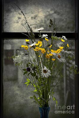 Wild Bouquet Art Print by Svetlana Sewell