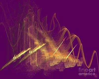 Painting - Wild Dance by Jeanne Liander