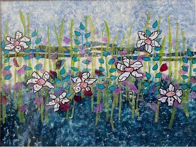 Wild Flowers 4 Art Print