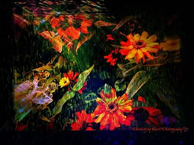 Photograph - Wild Flowers by Deahn      Benware