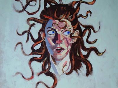 Wild Hair Original by Mike Jory