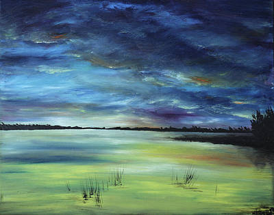 Painting - Wild Lands by Stacey Austin