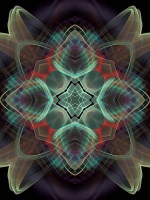 St Charles Digital Art - Wild-one-left-or-right-panel-1bb by Bill Campitelle