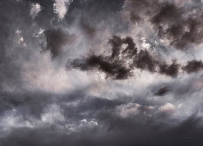 Photograph - Wild Skies by Leland D Howard