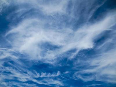 Photograph - Wild Sky by David Pyatt