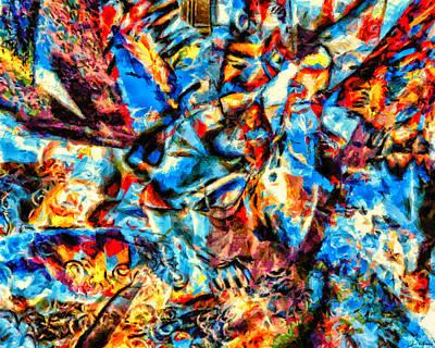 Painting - Wild Thing by Joe Misrasi