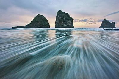 New Zealand Photograph - Wild West Coast by Yan Zhang