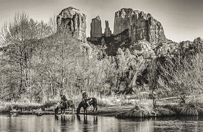 Art Print featuring the photograph Wild Wild West by Kelly Marquardt