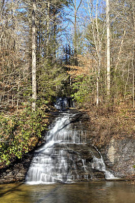 Photograph - Wildcat Branch Falls by Charles Hite