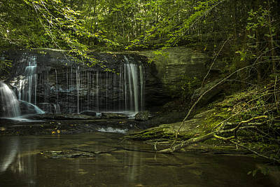 Photograph - Wildcat Falls by Cindy Rubin