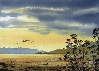 Wilderness Coast Original by James Williamson