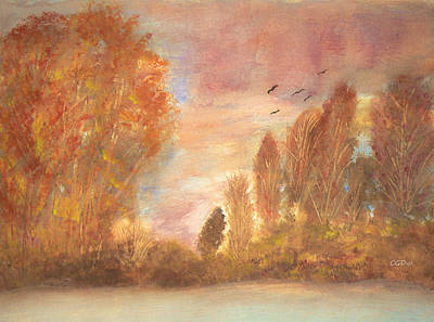 Painting - Wilderness by Connie Dye