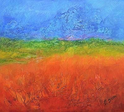 Wildfire Original by Brian Stone
