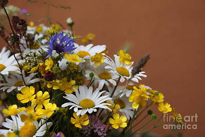 Photograph - Wildflower Bouquet by Jackie Mestrom