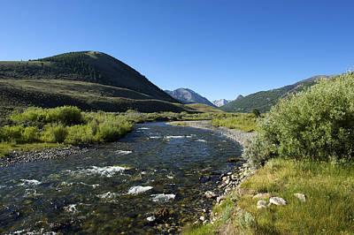 Bob Clark Photograph - Wildhorse Creek by Bob Clark