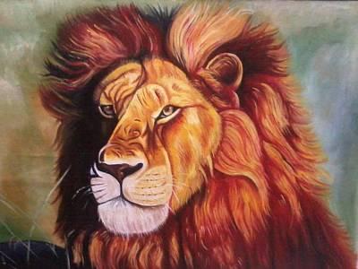 Etc. Painting - Wildlife by Vigneswaran Janarthanan