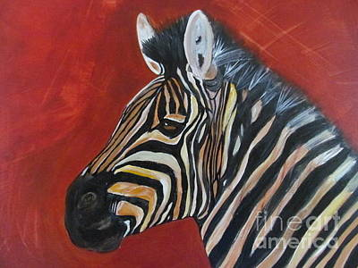 Painting - Wildlife1 by Zoe Vega Questell