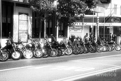 Photograph - Wildwood Bike Week by John Rizzuto