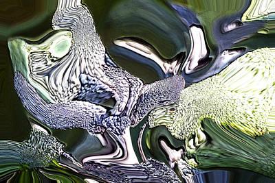 Fungi Digital Art - Wildwood by Richard Thomas