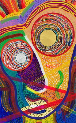 Wilfrieda Art Print by Patrick OLeary