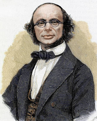 Nineteenth Century Photograph - Wilhelm Eduard Weber (wittenberg, 1804 by Prisma Archivo