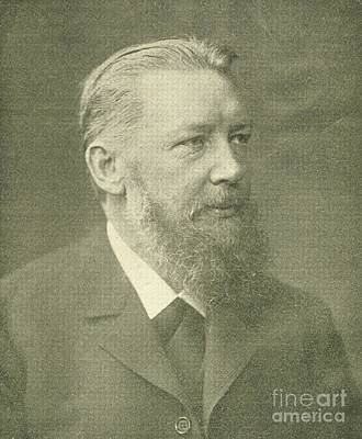Wilhelm Ostwald, German Physical Chemist Art Print