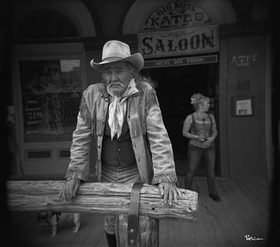 Gunfighter Photograph - Will by Paul Anderson