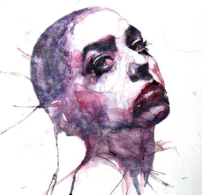 Woman Painting - Will You Still Love Me Tomorrow  by Paul Lovering