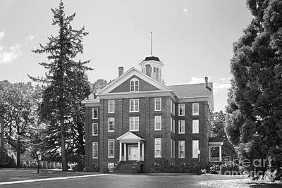 Photograph - Willamette University Waller Hall by University Icons