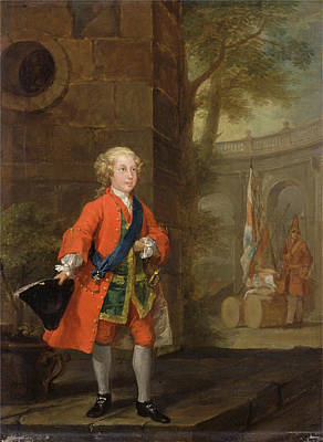 Prince William Painting - William Augustus, Duke Of Cumberland Dated by Litz Collection